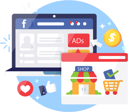 face ads services company for lead generation